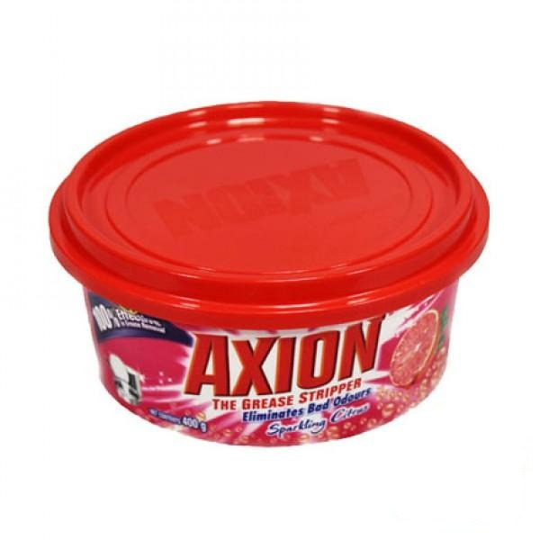 "Axion Dishwash Sparkling Citrus 400G Assorted ""PICKUP FROM FARMER JOE SUPERMARKET UPOLU ONLY"" Farmer Joe Supermarket"