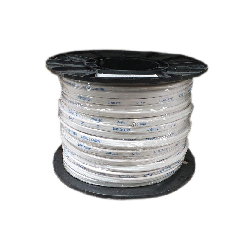 "CABLE TWIN & EARTH 1.5mm2 PRICE FOR ROLL (200METER) - Substitute if sold out ""PICKUP FROM BLUEBIRD LUMBER & HARDWARE"" Building Materials Bluebird Lumber"