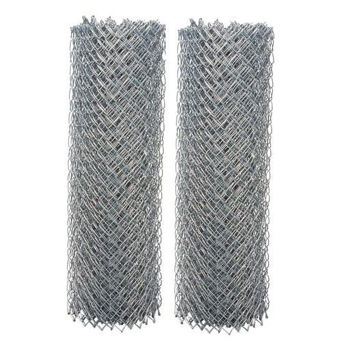 "Chainlink Fence 2 x Rolls of 6ftx15mtrs - Substitute if sold out ""PICKUP FROM BLUEBIRD LUMBER & HARDWARE"" Bluebird Lumber"