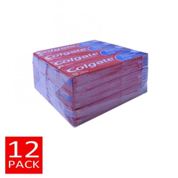"Colgate Regular Toothpaste 12x37g (25mls) ""PICKUP FROM AH LIKI WHOLESALE"" Ah Liki Wholesale"