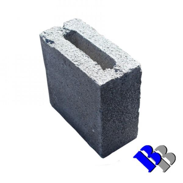 Concrete Block Brick Piliki 4 Inch Half - HIGH DEMAND, MAY HAVE TO WAIT FOR PRODUCTION Concrete Blocks Bluebird Lumber