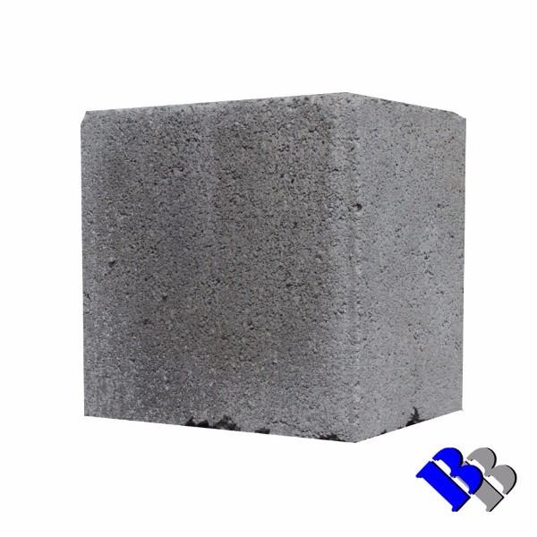 "Concrete Block Brick Piliki 6"" Inch Half - HIGH DEMAND, MAY HAVE TO WAIT FOR PRODUCTION Concrete Blocks Bluebird Lumber"