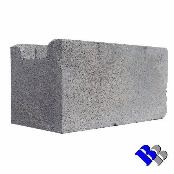 "Concrete Block Brick Piliki 8"" Standard - HIGH DEMAND, MAY HAVE TO WAIT FOR PRODUCTION Concrete Blocks Bluebird Lumber"