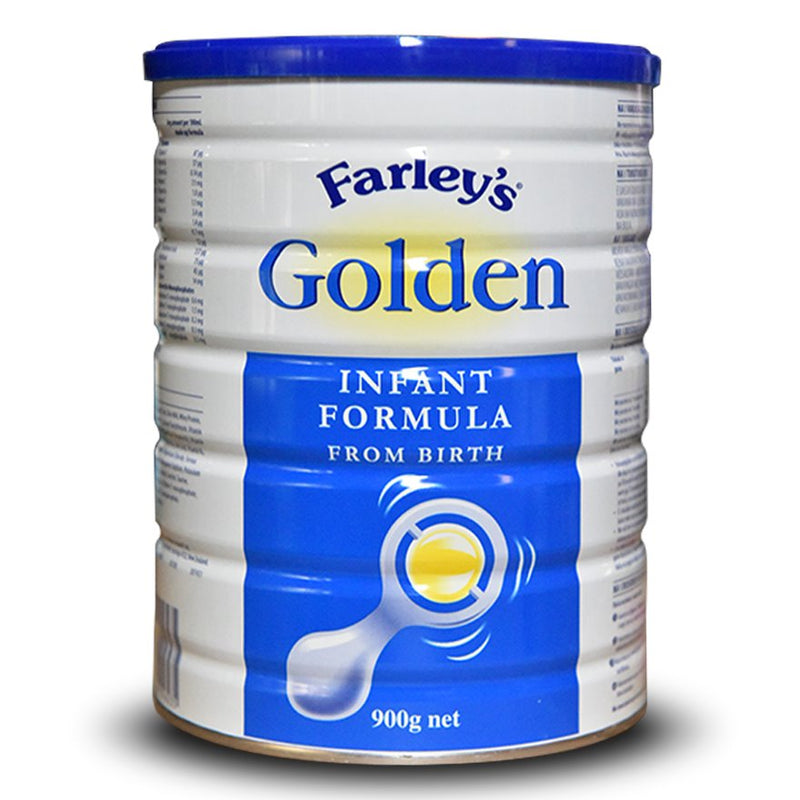"Golden Farley's Infant Formula 900g x 6 Cans ""PICKUP FROM AH LIKI WHOLESALE"" Ah Liki Wholesale"