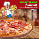 "Pepperoni Pizza - Large ""PICKUP FROM HUNGRY FRANKS, UPOLU ONLY"" Hungry Franks"