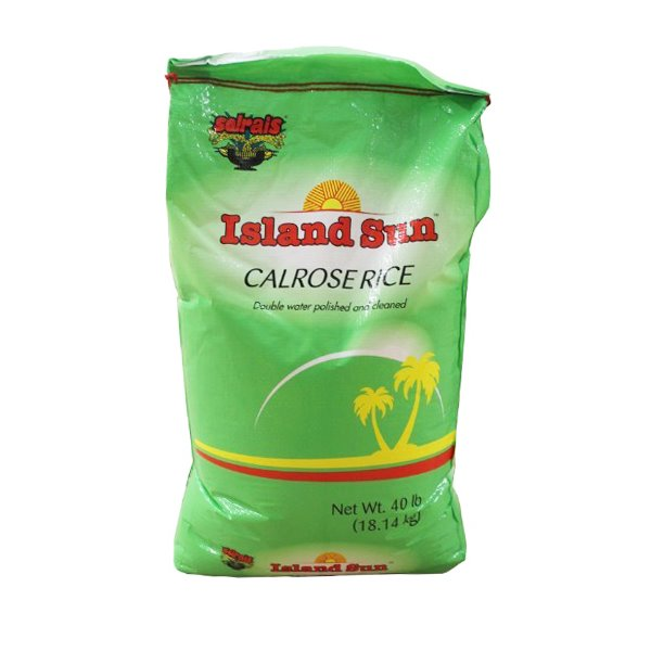 "Island Sun Rice 40lbs Farmer Joe Yellow/Green ""PICKUP FROM FARMER JOE SUPERMARKET UPOLU ONLY"" Farmer Joe Supermarket"
