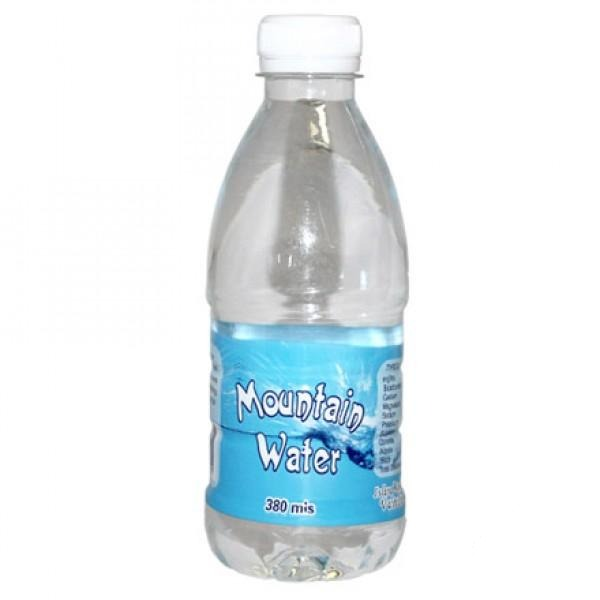 "Natural Samoa Water 380mls 6PACK ""PICKUP FROM FARMER JOE SUPERMARKET UPOLU ONLY"" Farmer Joe Supermarket"