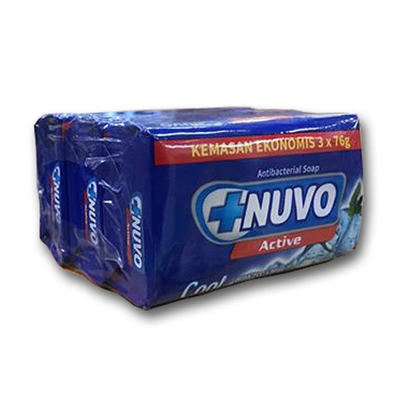 "Nuvo Soap 3 Pack ""PICKUP FROM FARMER JOE SUPERMARKET UPOLU ONLY"" Farmer Joe Supermarket"