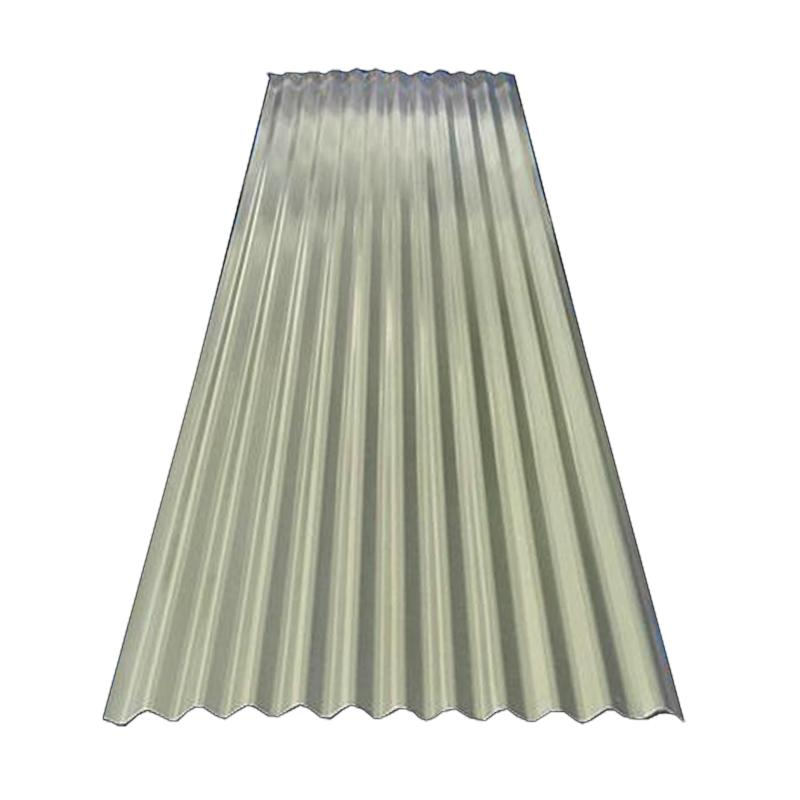 "1 x Piece of Roofing Iron 0.40mm 26g Zincalume - 7m long (23ft) - Substitute if sold out ""PICKUP FROM BLUEBIRD LUMBER & HARDWARE"" Bluebird Lumber"