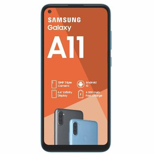 "Samsung A11 Brand New Digicel Mobile Phone - ""PICKUP FROM CELL CITY, VAIMEA, UPOLU ONLY"" Handsets Cell City"