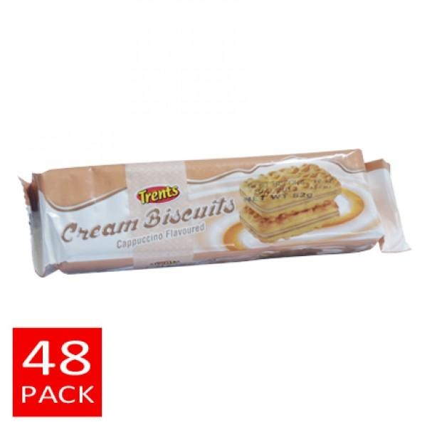 Trents Assorted Biscuits 48x82g