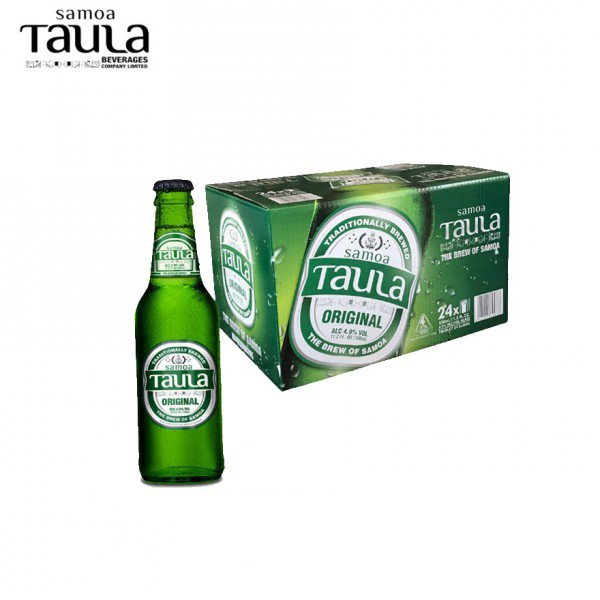"Case of Taula Original Small 4.9% ""PICKUP FROM AH LIKI WHOLESALE"" Ah Liki Wholesale"