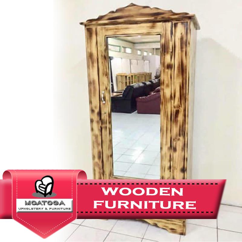 "Wooden wardrobe designed ""PICKUP FROM MOATOGA AT FUGALEI, UPOLU & SALELOLOGA, SAVAII"" Furniture Moatoga Upholstery & Furniture"