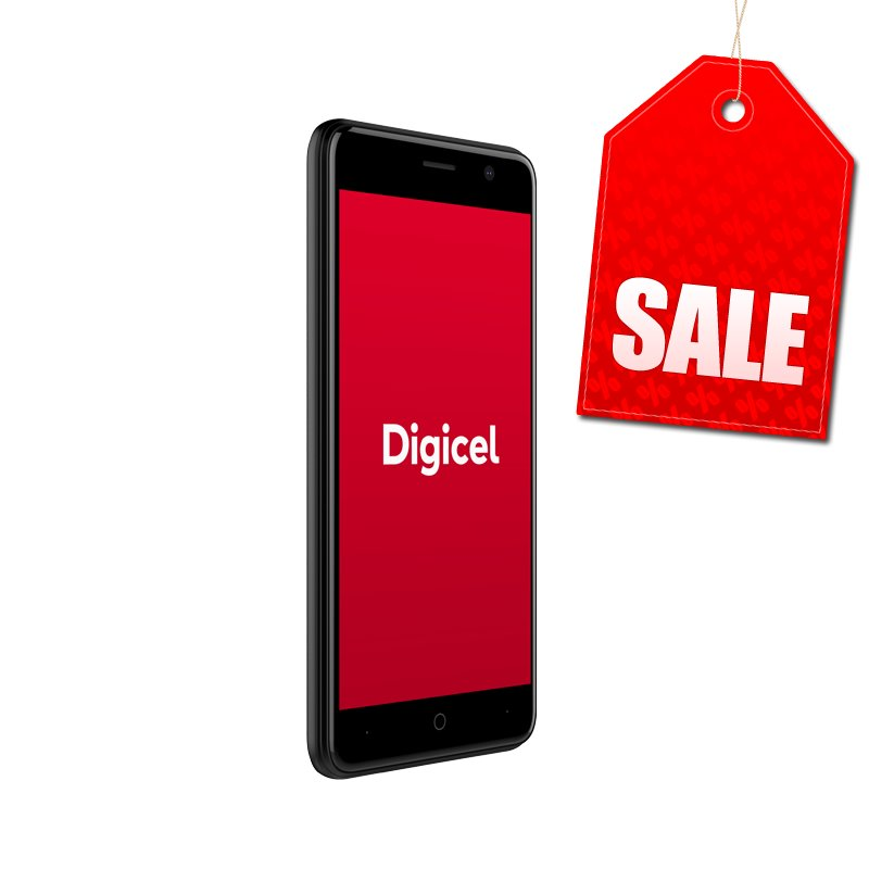 "Digicel DL3 Mobile Phone FREE SIM & WS$10 CHEEHOO PLAN - ""PICKUP FROM CELL CITY UPOLU OR SAVAII"" Handsets Cell City"