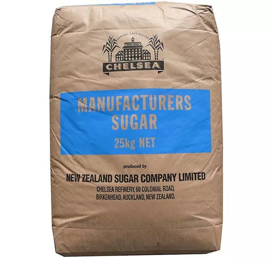 "White Sugar 25kg - MAY NOT BE AVAILABLE ""PICKUP FROM AH LIKI WHOLESALE"" Ah Liki Wholesale"
