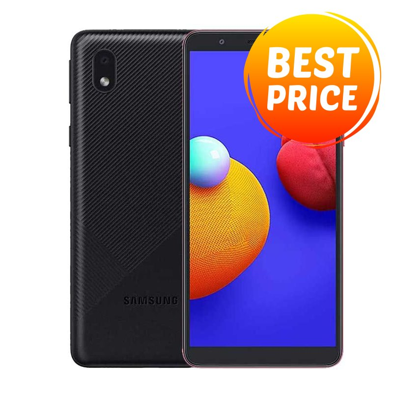 "Samsung A01 Core 5.3"" Dual Sim Brand New Mobile Phone [GOLDSTAR BRANCH, UPOLU ONLY] Handsets Cell City"