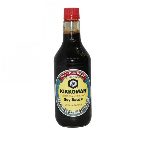 "Kikkoman Sauce 20oz ""PICKUP FROM FARMER JOE SUPERMARKET UPOLU ONLY"" Farmer Joe Supermarket"