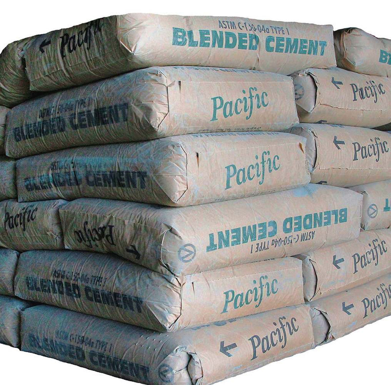 "Pacific Cement UPOLU ONLY - Substitute if sold out ""PICKUP FROM BLUEBIRD LUMBER & HARDWARE"" Bluebird Lumber"