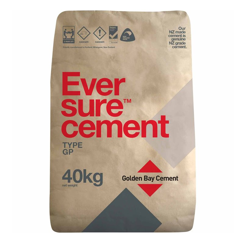 "SURE RED Golden Bay Cement UPOLU ONLY - Substitute if sold out ""PICKUP FROM BLUEBIRD LUMBER & HARDWARE"" Bluebird Lumber"