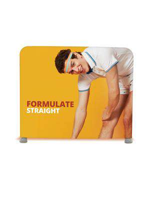 Exhibition Stand Fabric - Formulate Straight 3m