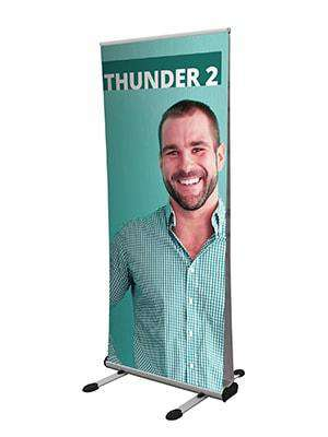 Outdoor Roller Banners