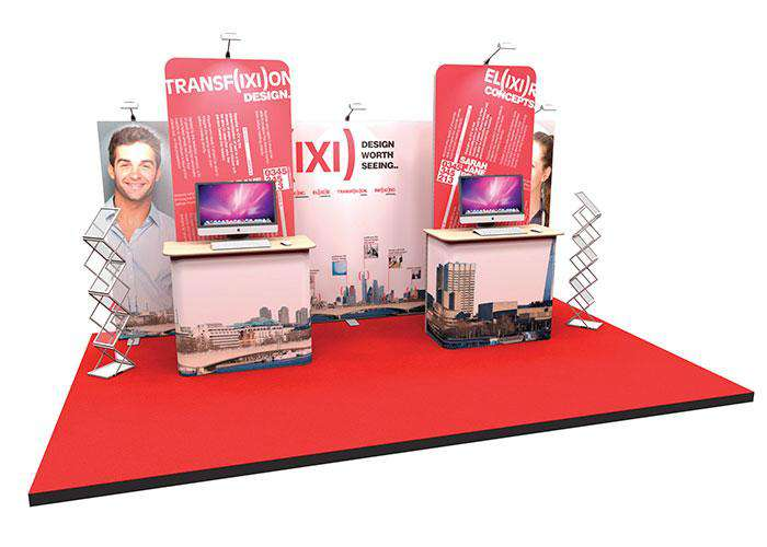 Large Exhibition Stands | Design 10