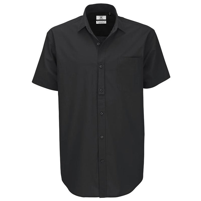 B&C Heritage short sleeve /men - Spontex Workwear