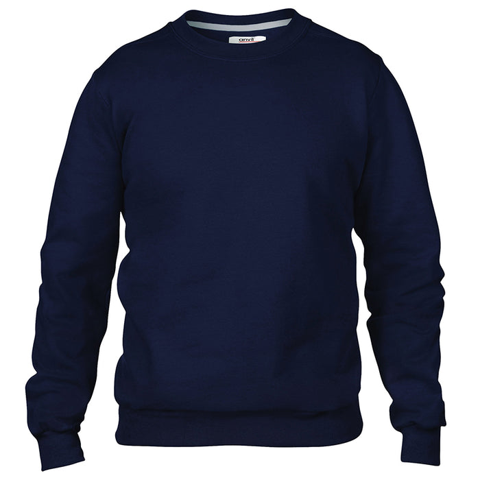 Anvil set-in sweatshirt
