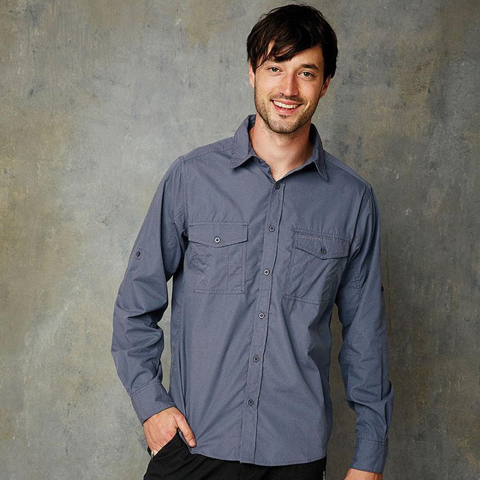 Kiwi long sleeved shirt - Spontex Workwear