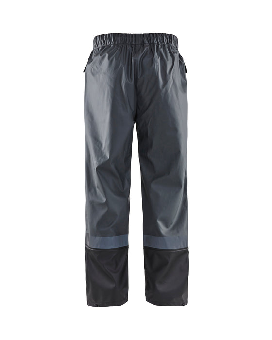 BLÅKLÄDER Rain Trousers Level 2  Darkgrey/black
