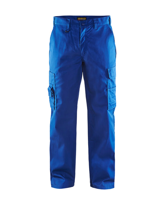 BLÅKLÄDER Cargo Trousers Cornflower blue