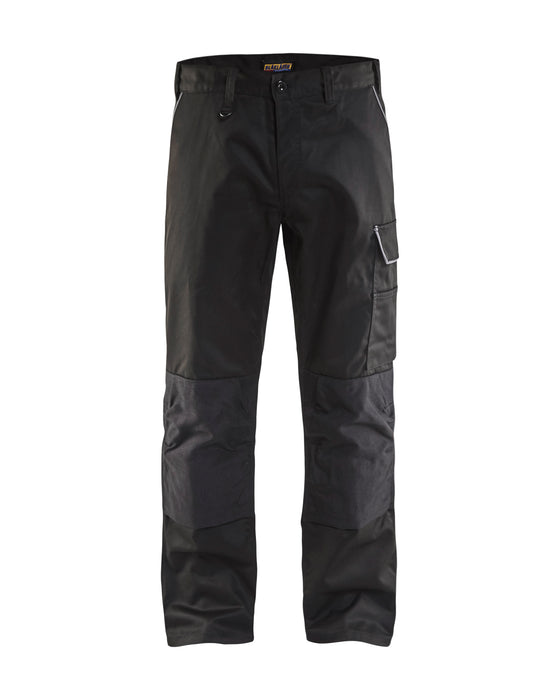 BLÅKLÄDER TROUSERS Black/Grey