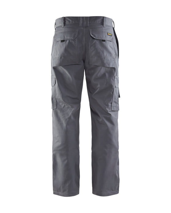 BLÅKLÄDER Trousers Grey