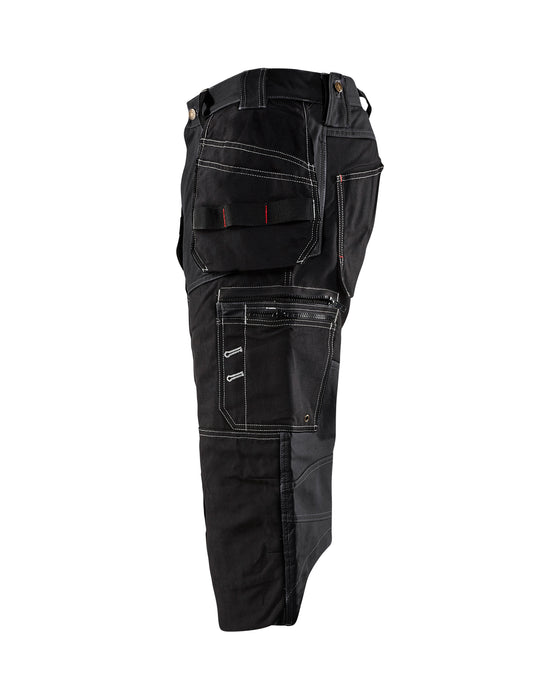 BLÅKLÄDER Pirate Shorts X1500 Black