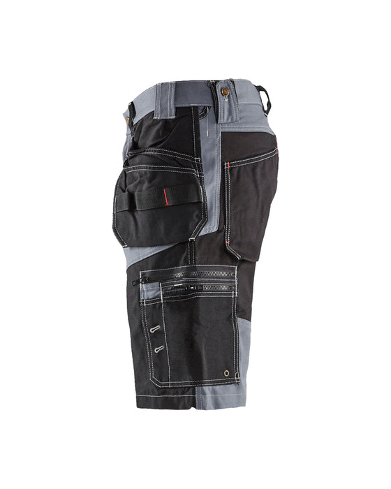 BLÅKLÄDER Shorts X1500 Grey/Black