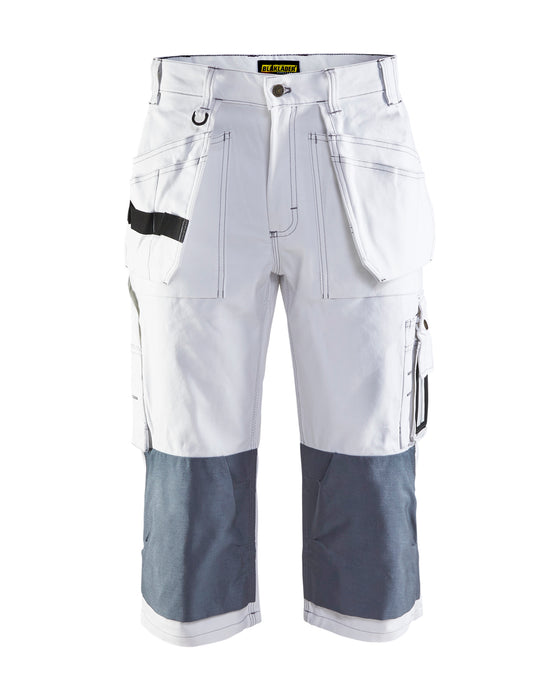 BLÅKLÄDER PIRATE SHORTS White