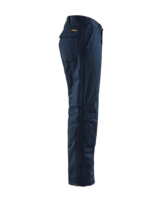 BLÅKLÄDER WINTER TROUSERS Navy Blue