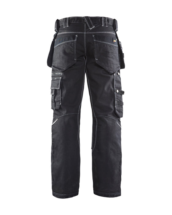 BLÅKLÄDER Craftsman trouser Black