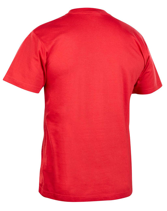 BLÅKLÄDER T-SHIRT Red