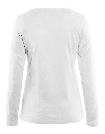 BLÅKLÄDER T-shirt long sleeves White