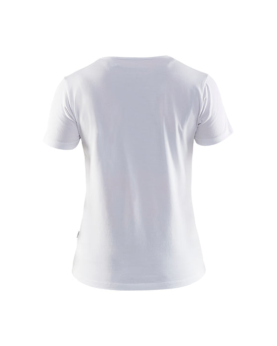 BLÅKLÄDER Ladies T-Shirt White