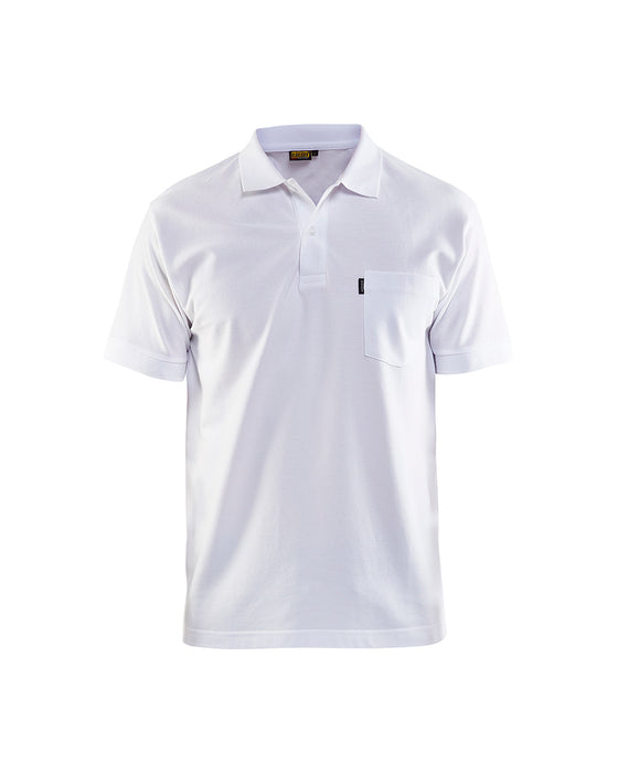 BLÅKLÄDER POLO SHIRT White