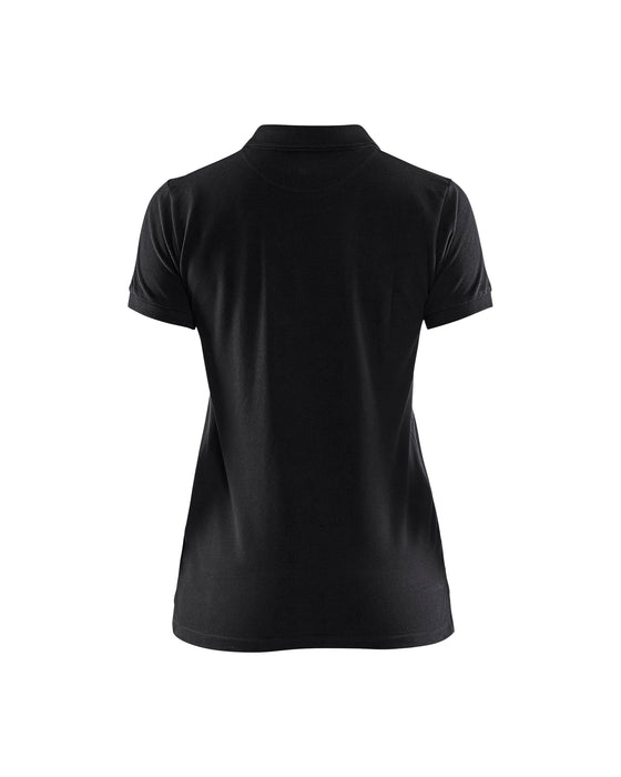 BLÅKLÄDER Ladies Polo Shirt Black