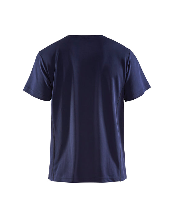 BLÅKLÄDER T-shirt UV-protection Navy blue