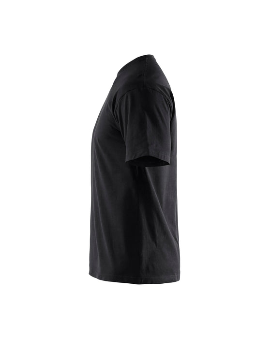 BLÅKLÄDER T-Shirt 5 pack Black
