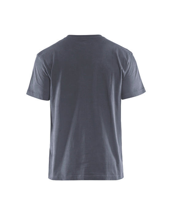 BLÅKLÄDER T-shirt  Grey/Black