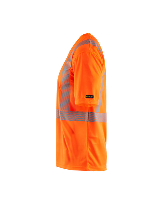 BLÅKLÄDER T-Shirt High vis Orange