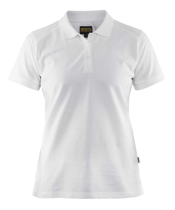 BLÅKLÄDER Ladies´ Polo Shirt White