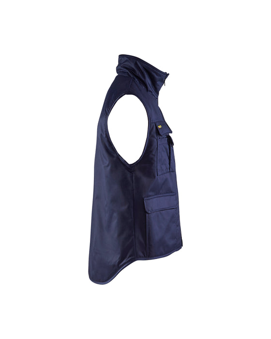BLÅKLÄDER Body warmer Navy blue