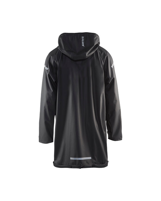 BLÅKLÄDER Rain jacket LEVEL 1 Black